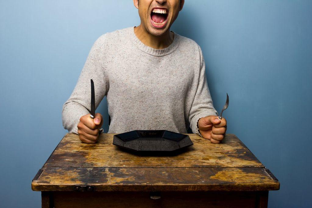 توقف عن اتخاذ قراراتك وأنت جائع !