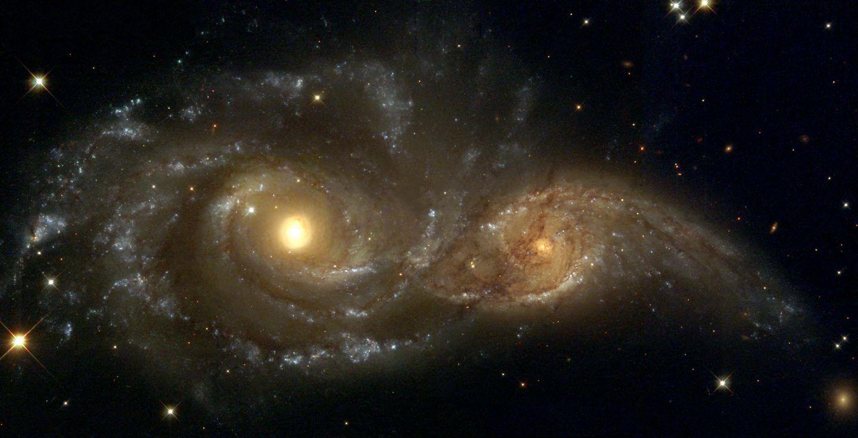 إذا كانت بعض المجرات تبتعد عنا بسرعة اكبر من سرعة الضوء، فهل ستختفي من مدى رؤيتنا؟