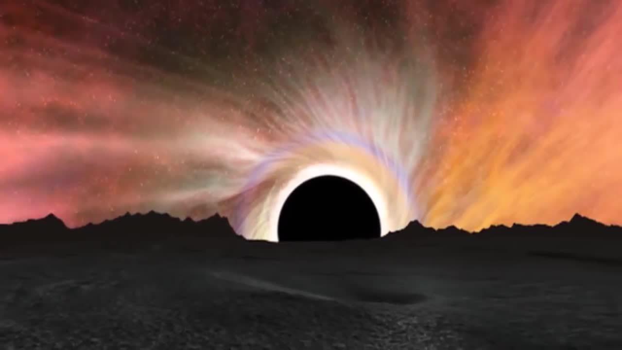 إلى أي مدى قد تصل ضخامة الثقب الأسود - الدليل على وجود الثقوب السوداء العظمى - الضخامة التي يمكن أن تصل إليها الثقوب السوداء