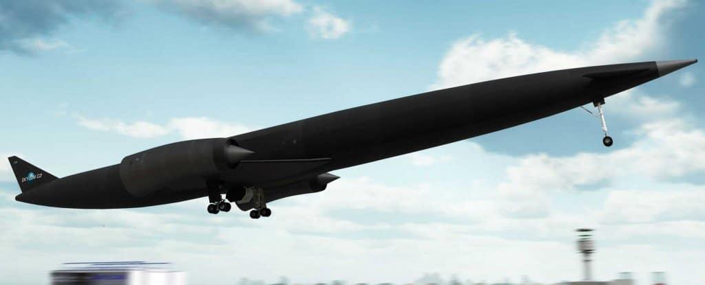 اسرع طائرة في العالم أنا أصدق العلم