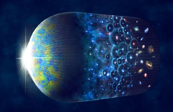 قد يكون الكون مجرد حلقة ضخمة