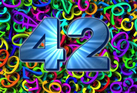 أخيرًا، استطاع علماء الرياضيات التوصل إلى حل مسألة الرقم 42