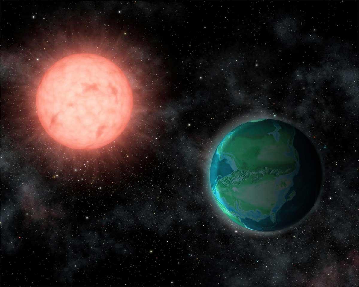 ما هو العدد الأقصى للكواكب الصالحة للحياة حول نجم ما؟