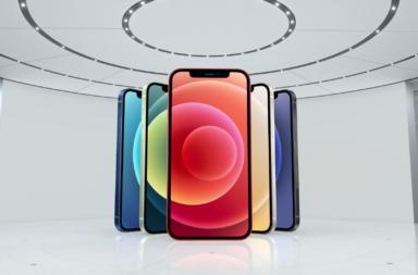 أبل تطرح ستة منتجات جديدة في مؤتمرها السنوي بينها آيفون 12 - أحدث الهواتف التي طرحتها شكل أبل حتى الآن - هوم بود ميني - ماج سيف
