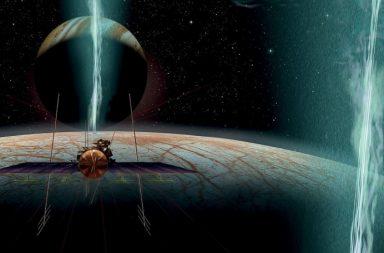 الأعمدة الغريبة على يوروبا قمر المشتري ناتجة عن قذف بخار الماء - يبدو أن أعمدة بخار الماء الغامضة على سطح يوروبا قمر المشتري حقيقية