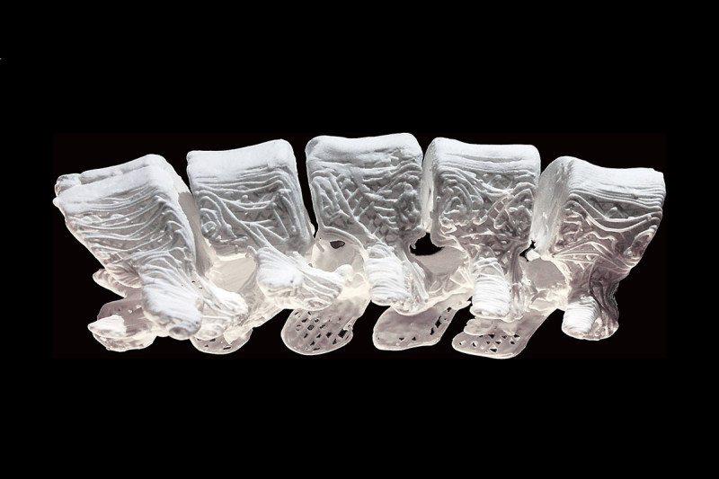 طباعة العظام ب واسطة طابعات ثلاثية الابعاد