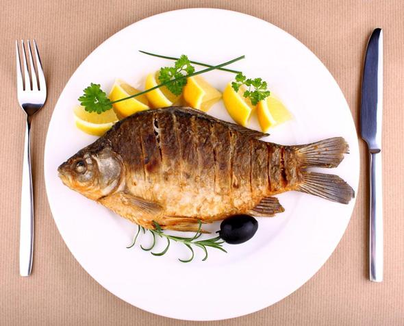 هل يقي السمك من أمراض القلب؟