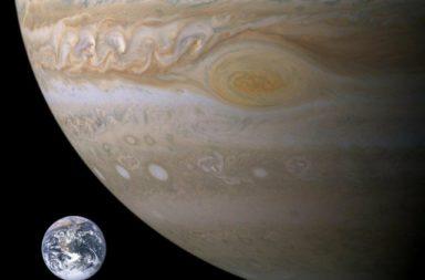 ما الذي يجعل كوكب المشتري أحد أغرب الكواكب في المجموعة الشمسية؟ المجال المغناطيسي للمشتري - معلومات غريبة حول العملاق الغازي في مجموعتنا الشمسية