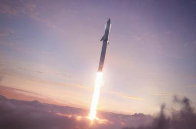 تزعم شركة «سبيس إكس» أنها ستعيد البشر إلى القمر قبل عام 2024! - مساهمات شركة سبيس إكس في إعادة البشر إلى القمر - نظام الهبوط البشري