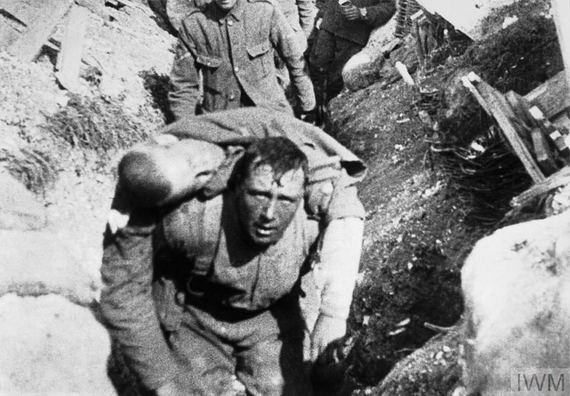 معركة السوم في الحرب العالمية الأولى