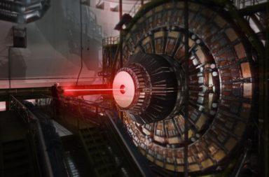 اكتشاف أربعة جسيمات أصغر من الذرة قد تختبر فهمنا قوانين الطبيعة - اكتشاف أربعة جسيمات جديدة في مصادم الهادرونات الكبير LHC في جنيف - الكواركات المضادة