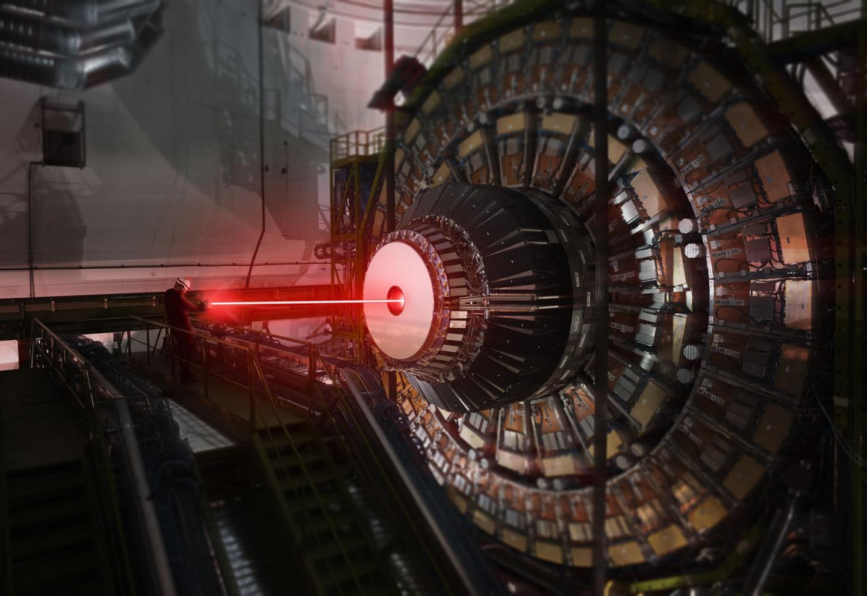 اكتشاف أربعة جسيمات أصغر من الذرة قد تختبر فهمنا قوانين الطبيعة