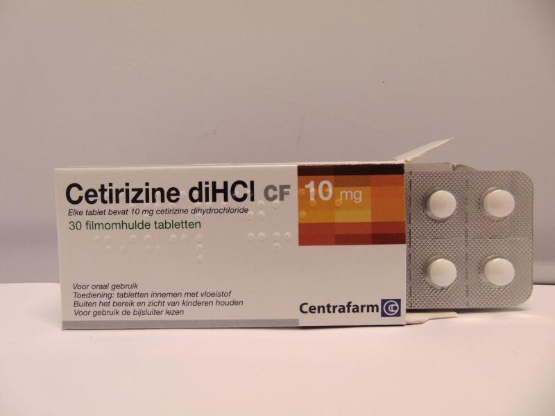 دواء سيتيريزين: الاستخدامات والجرعة والتأثيرات الجانبية والتحذيرات - دواء من مضادات الهيستامين لعلاج أعراض البرد أو أعراض الحساسية