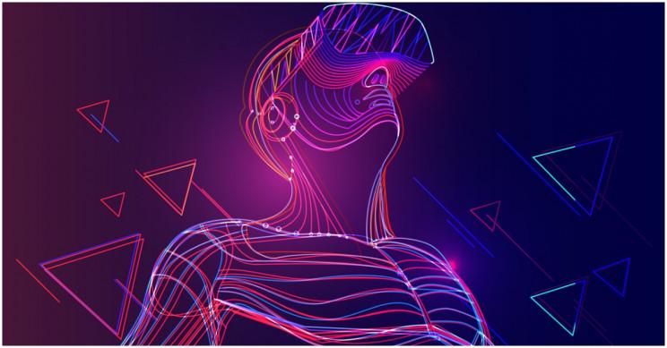 مع إنترنت الحواس دماغك واجهة المستخدم