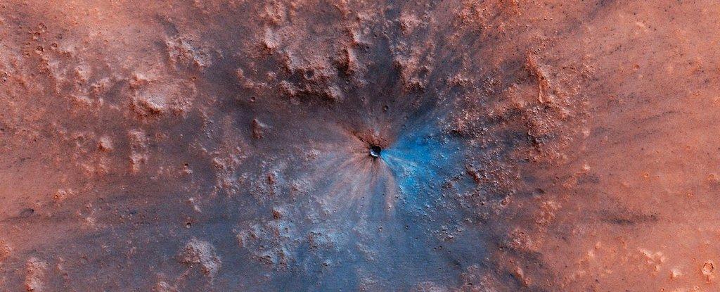 ربما احتوى المريخ في الماضي على خزانين عملاقين للماء على عمق كبير - خزانين للمياه القديمة التي ربما كانت مخزنة تحت سطح المريخ