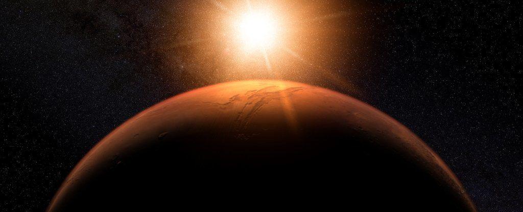 """يبدو أنّ شروط الحياة توفرت في المريخ """"القديم"""" لكن ليس بالمدى المتوقّع"""