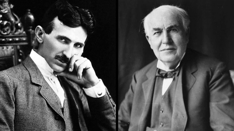 مقارنة: أعمال وشخصية تسلا ضد اديسون