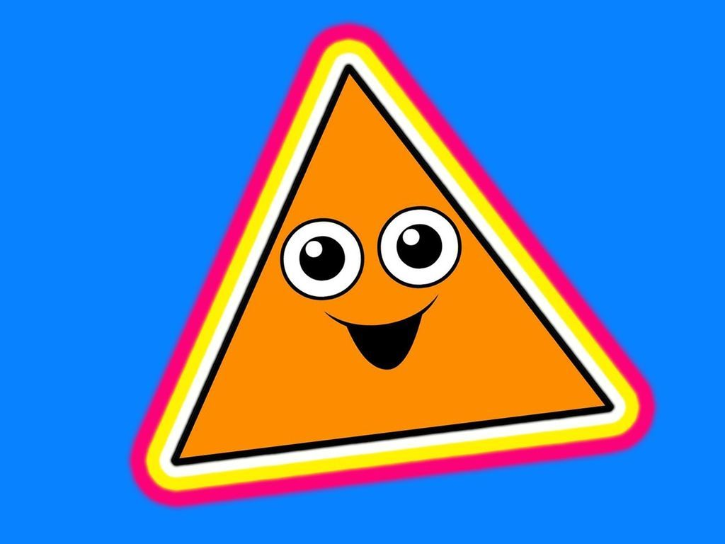 مجموع زوايا المثلث ليس دائمًا 180 درجة، بل قد يكون أكبر أو أصغر