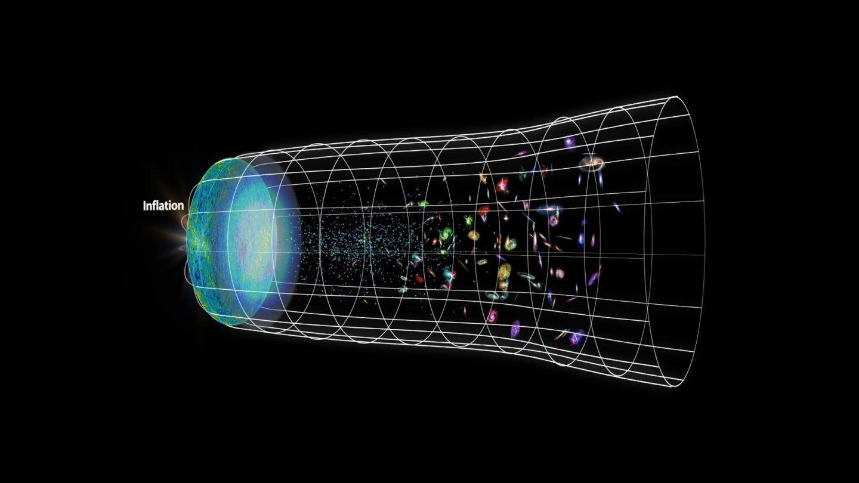 التضخم الكوني - بقلم الدكتور سليم زاروبي
