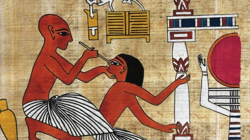تاريخ الطب: الطب المصري القديم