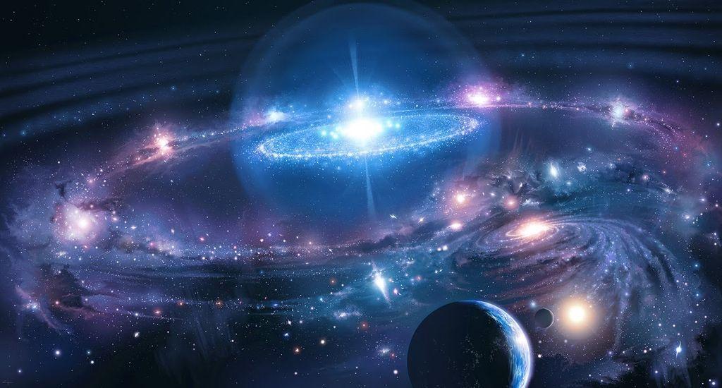تطور الكون منذ الانفجار العظيم وإلى الآن - أنا أصدق العلم