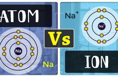 ما هو الفرق بين الذرة والأيون الذرات والأيونات الشحنة الكهربائية شحنة كهربائية الإلكترونات البروتونات النواة ذرات العناصر