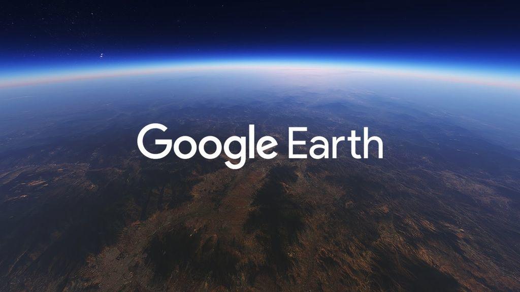 كيف يعمل تطبيق جوجل إيرث Google Earth؟