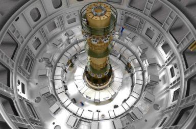 التجهيز لأكبر تجربة اندماج نووي في العالم - المفاعل التجريبي الحراري النووي الدولي - غازات الاحتباس الحراري الناتجة عن حرق الفحم والنفط