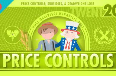ماذا تعني السيطرة على الأسعار - تحديد الحكومة قانونيًا الحد الأدنى أو الأقصى لأسعار سلع معينة - وسائل التدخل الاقتصادي المباشر