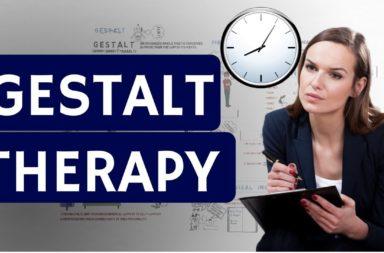 العلاج النفسي الغشتالتي - يعتمد الشخص على صب تركيزه على الحاضر وفهم أحداث واقعه الحالي - القلق والاكتئاب والخلل في تقدير الذات
