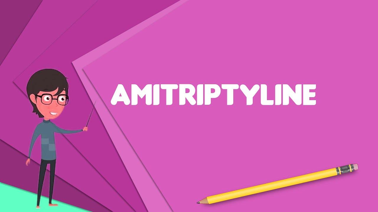 دواء أميتريبتيلين: الاستخدامات والجرعات والتأثيرات الجانبية والتحذيرات - مضاد اكتئاب ثلاثي الحلقات ذو آثار مسكنة - دواء لعلاج الاكتئاب