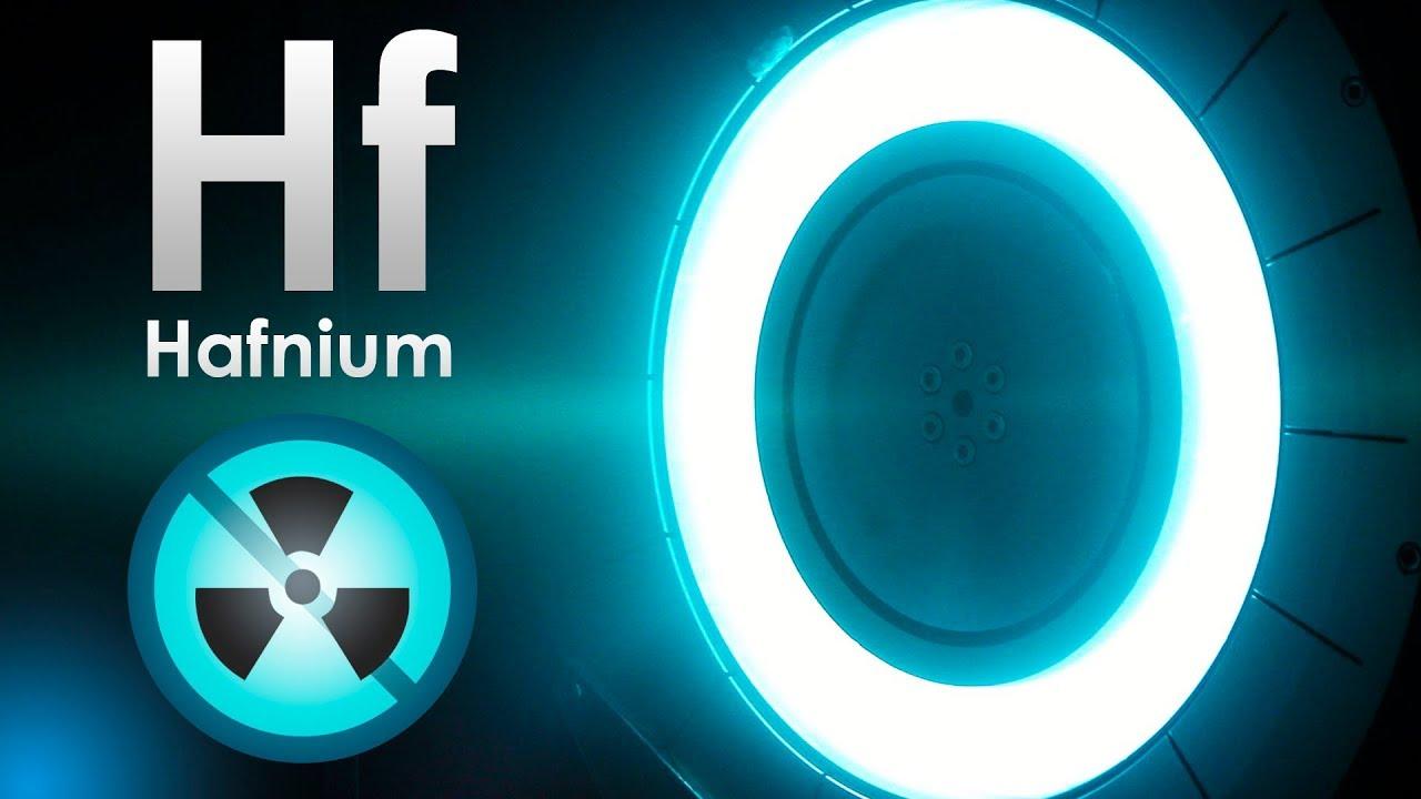معلومات وحقائق عن عنصر الهافنيوم