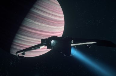 هل تستطيع سفن الفضاء اختراق الغلاف الجوي لكوكب المشتري رغم عدم امتلاكه نواة صلبة؟ اختراق سحب العملاق الغازي المشتري بواسطة مسبار فضائي