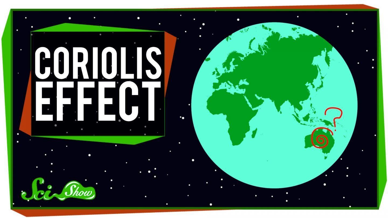 ما هو تأثير كوريوليس؟