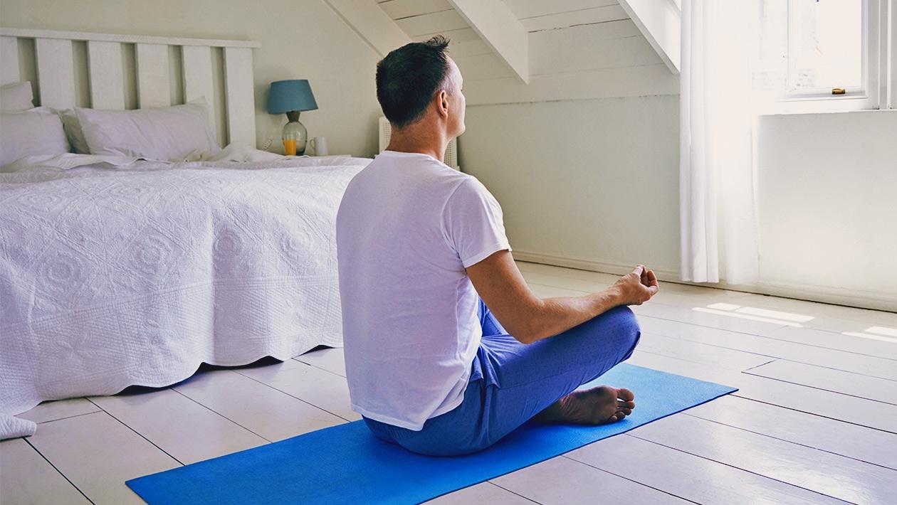 التأمل اليومي قد يبطئ تشيّخ الدماغ - دراسة تحليلية لدماغ راهب بوذي - تخفيف التوتر النفسي - التصوير بالرنين المغناطيسي وتقنية التعلم الآلي