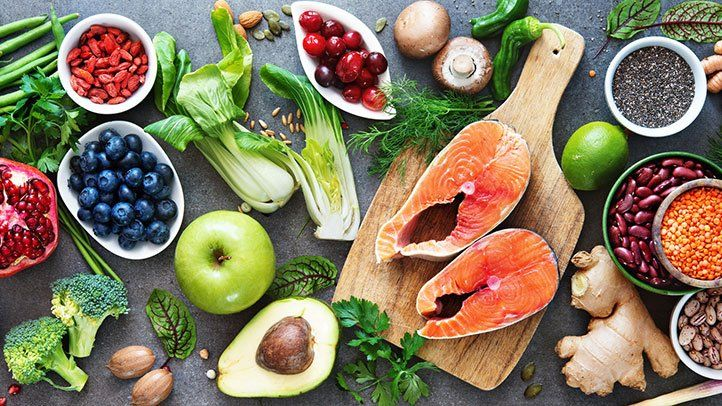 برنامج غذائي يعتمد على حمية البحر المتوسط - مبادئ توجيهية عامة حول النمط الغذائي الذي تضمنه حمية البحر المتوسط - حمية تعتمد على الأطعمة التقليدية