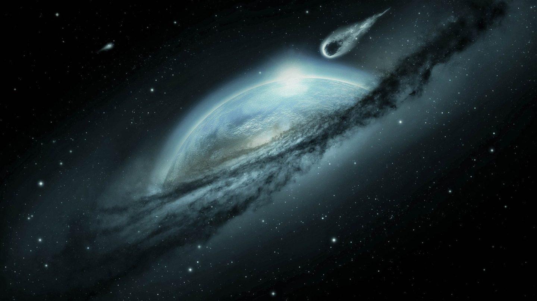 حقول مغناطيسية داخل النيازك تكشف أسرارًا عن النظام الشمسي البدائي