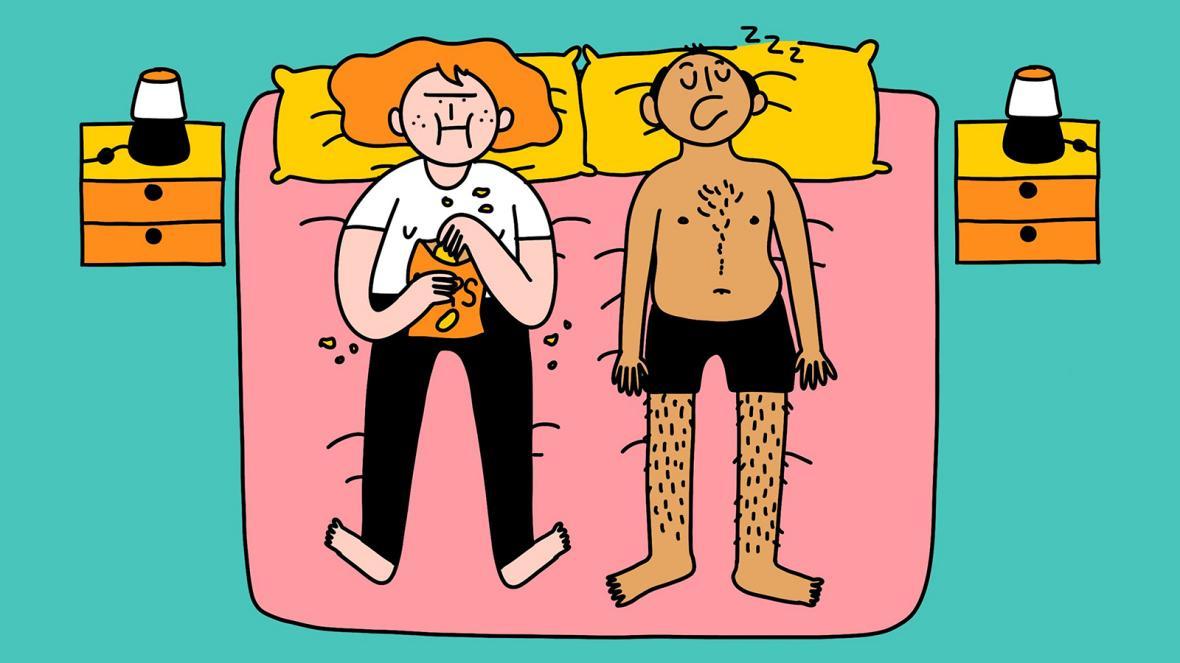 ما هو تأثير الحجر الصحي على الرغبة الجنسية ؟