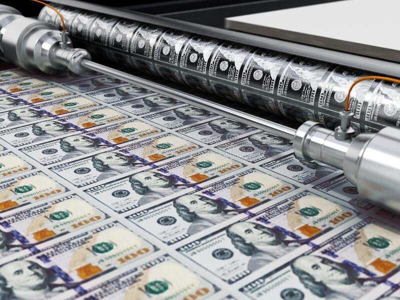 لماذا تطبع الدول النقود خارج حدودها في دول أخرى؟ - طباعة العملات النقدية لدولة ما في دول أخرى - الاستعانة بالمصادر الخارجية لطباعة الأوراق النقدية
