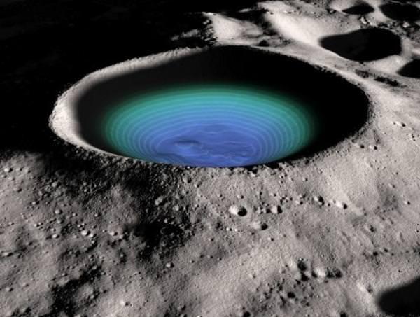 اكتشاف مفاجئ في الفوهات القمرية قد يعيد النظر في كيفية نشوء القمر