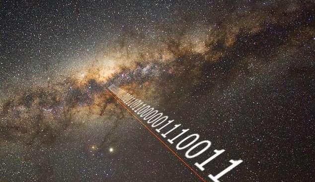 علماء الفلك يؤكدون التقاط إشارات من حضارات أخرى ذكية - احتمالية وجود حضارات أخرى ذكية تشاركنا العيش في هذا الكون الفسيح - الحياة خارج الأرض