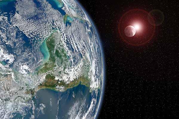 علماء الفلك يمعنون النظر في الغلاف الجوي لكوكب خارجي نادر يُفترض ألا يكون موجودًا