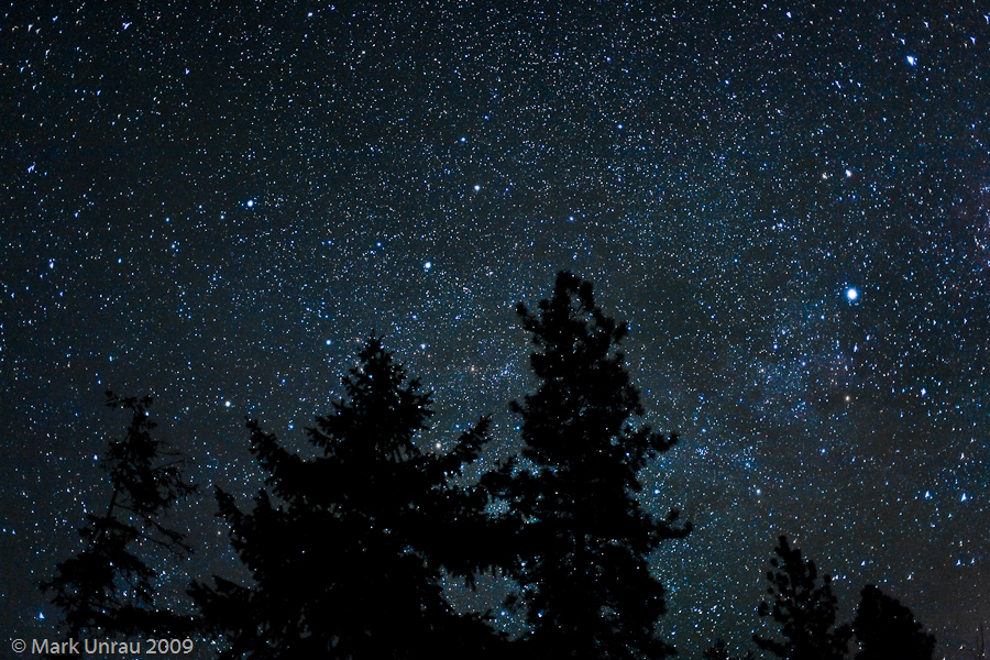 مفارقة أولبرز: لماذا سماء الليل معتمة؟