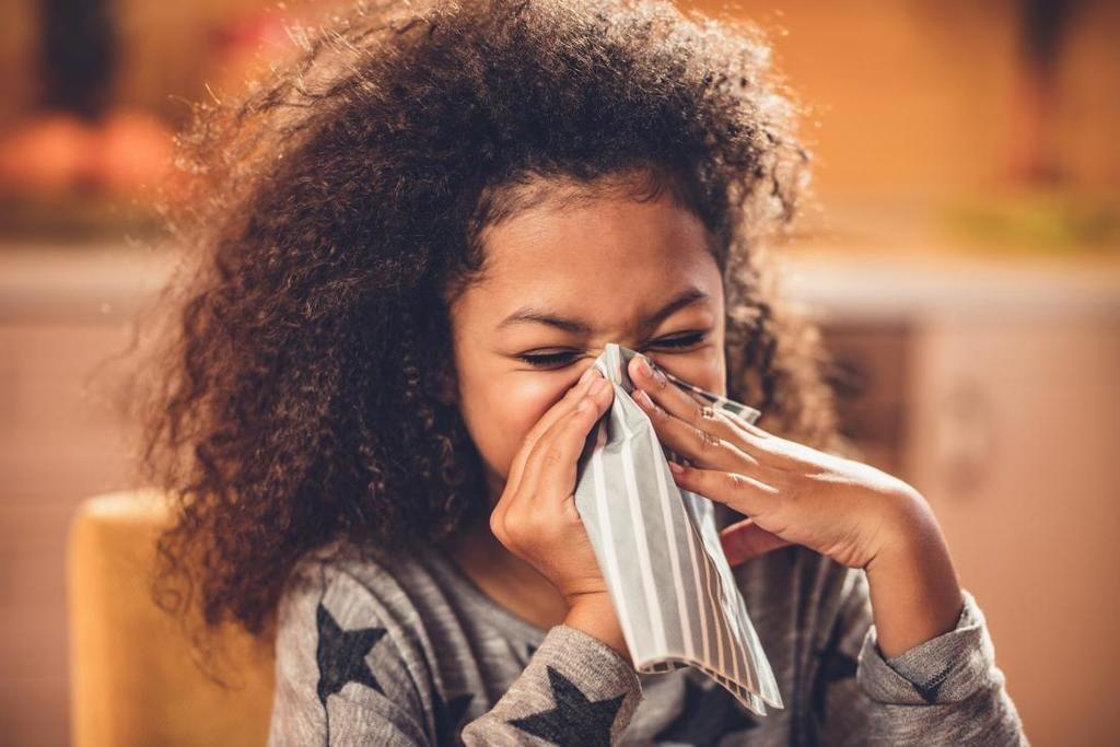 التهاب الأنف غير التحسسي nonallergic rhinitis