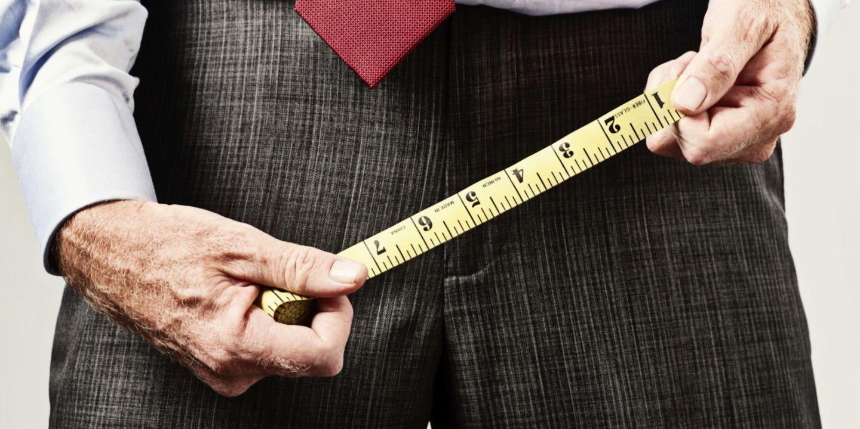 ما هو الحجم المتوسط للقضيب البشري؟