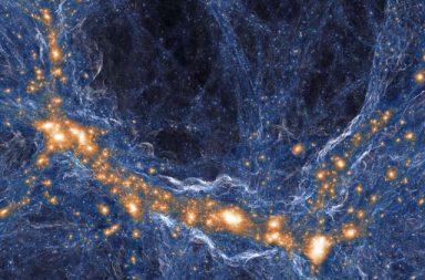 متى انتهت العصور المظلمة للكون؟ جزيء نادر يحمل الجواب - ظهور أول نجم في الحياة - ذرات الهيدروجين التي شكّلها الانفجار العظيم