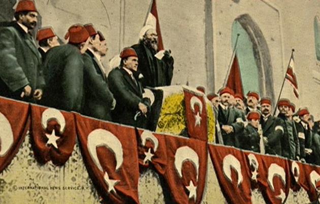 أسباب سقوط الإمبراطورية العثمانية - تفكك الإمبراطورية العثمانية بموجب معاهدة السلام واختفاؤها - ما هي الأسباب التي أدت لسقوط الامبراطورية العثمانية