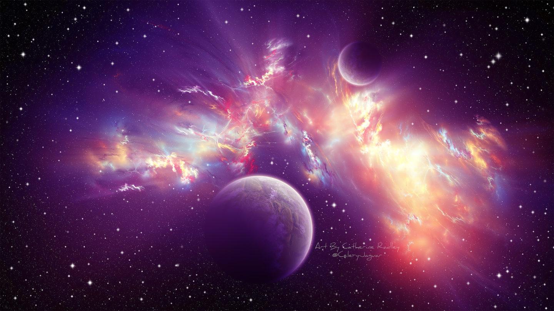 ما عدد الذرات في الكون المرصود؟
