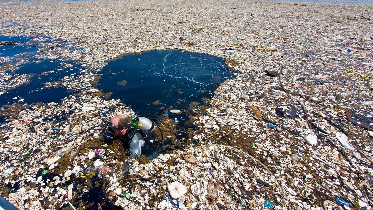 علماء يوضحون مدى سوء مشكلة النفايات البلاستيكية بحلول عام 2040