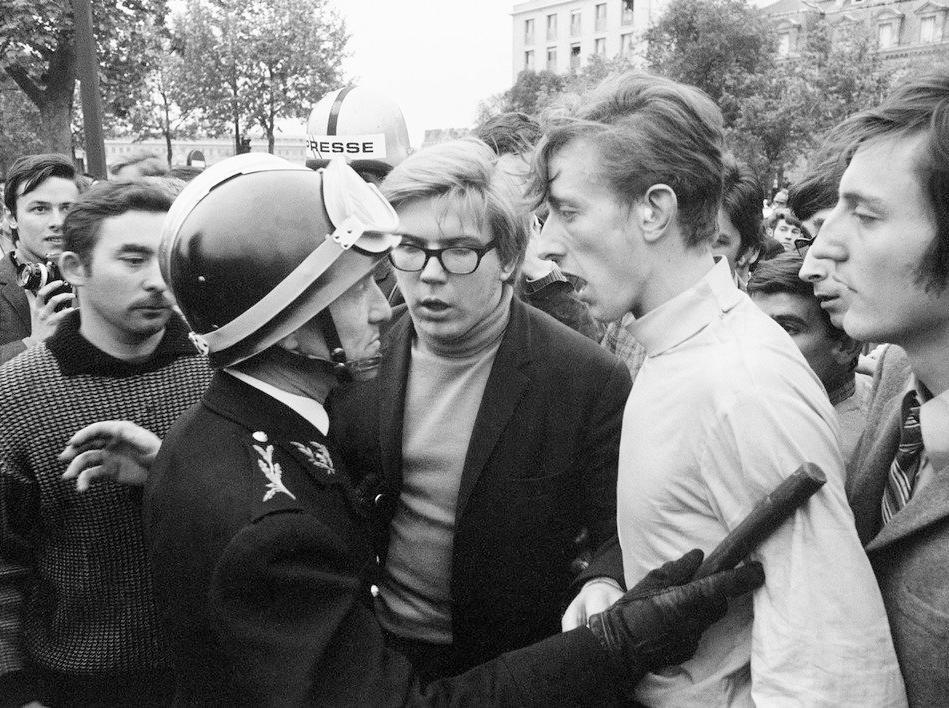 ثورة 1968 في فرنسا: لمحة تاريخية